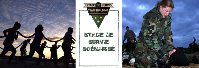 sds scenarise Stage de survie