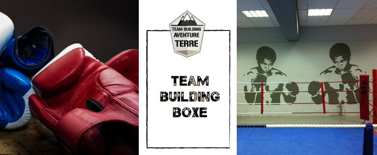 slide boxe Team Building Aventure : Boxe