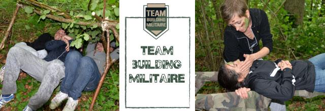 miliaitre Team Buildings Militaire